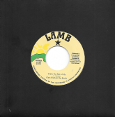 Chris Black - You're The Part Of Me / version (Lamb) 7""